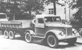 Экспериментальный УАЗ-456