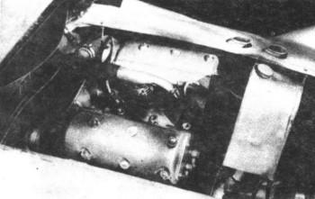 Двигатель автомобиля Харьков-Л1