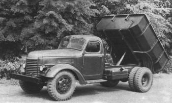 Самосвал ЗИС-585Е