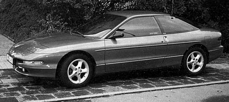 Ford Probe (92 г.в.)