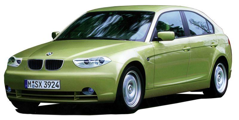 BMW какая-то неподписанная