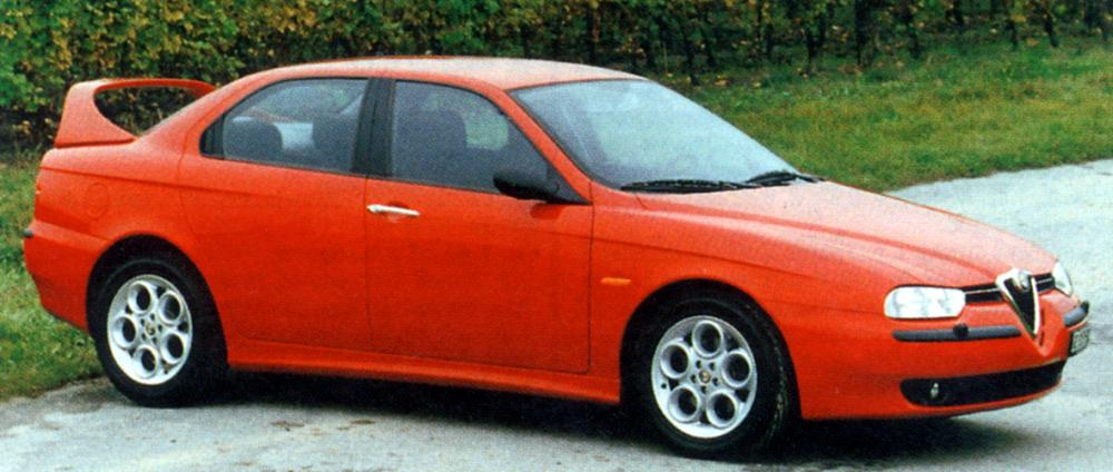 Alfa Romeo 156 Kit Sport