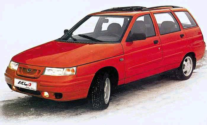 Волжский автозавод готовится к выпуску полноприводных универсалов ВАЗ-21113.