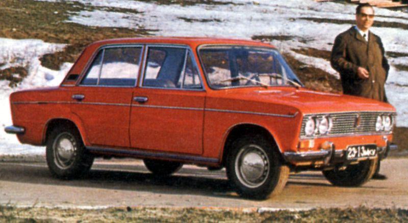 Найти ВАЗ-2103 в нормальном техническом состоянии вряд ли удастся, потому что эту модель давно —  в 1983 году — сняли с производства