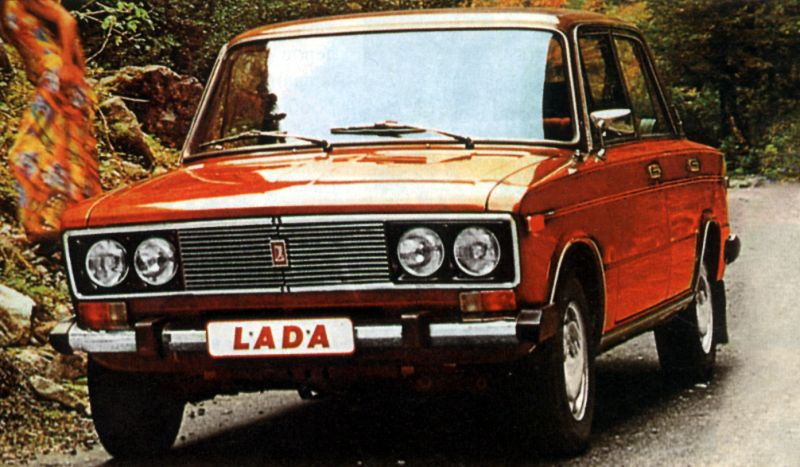 Внешность ВАЗ-2106 — напоминание о том, как выглядели автомобили в 1960-е