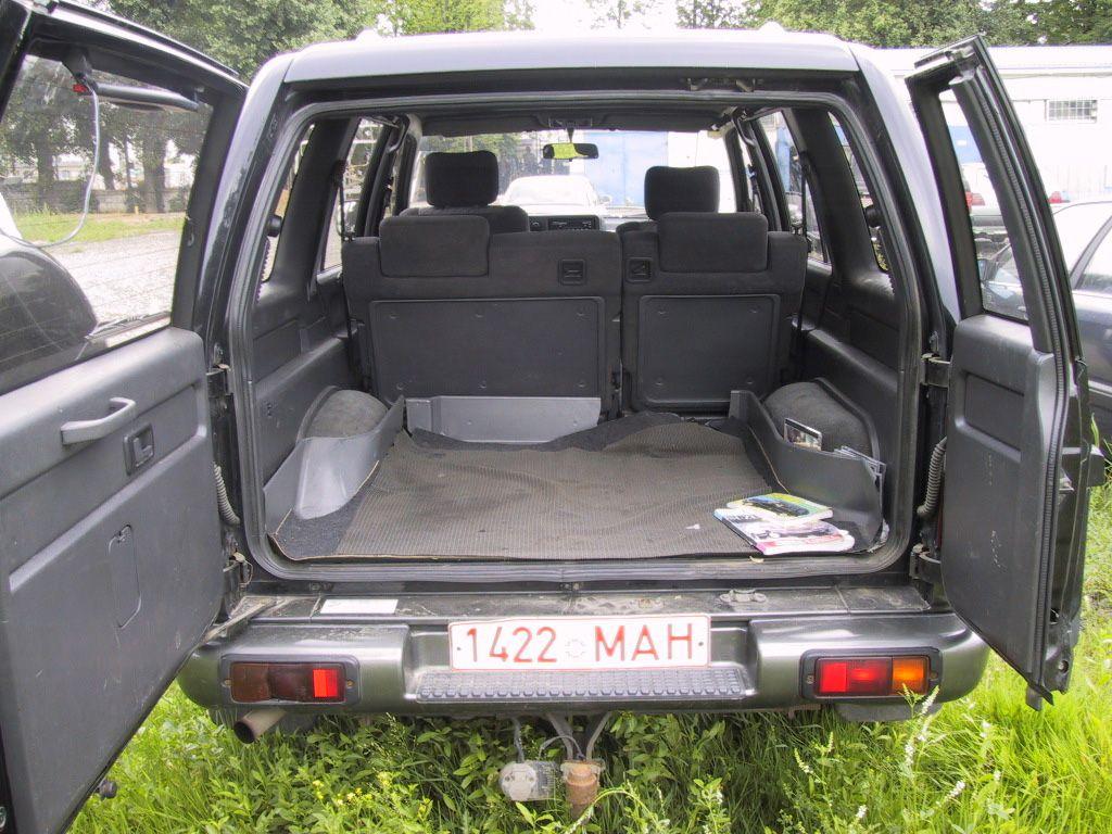 Opel Monterey 3.2