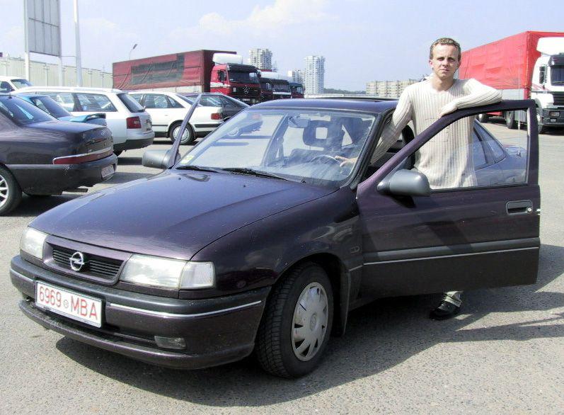 Opel Vectra 2.0 Aut