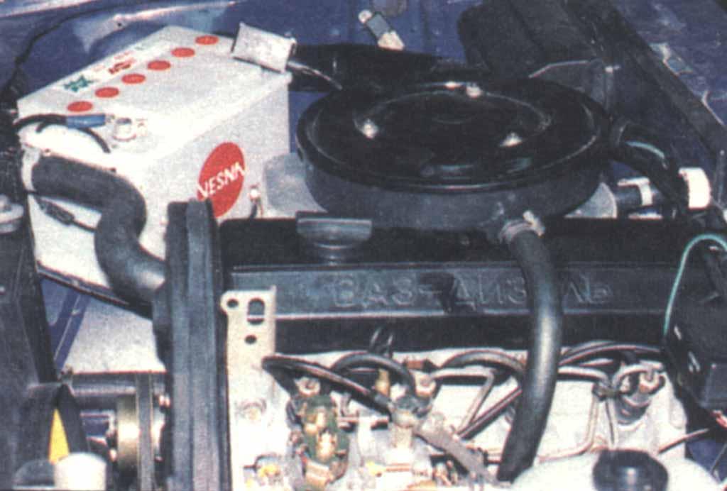 """Дизельный двигатель ВАЗ-341 успел устареть задолго до того, как его выпуск был освоен заводом """"Барнаултрансмаш"""""""
